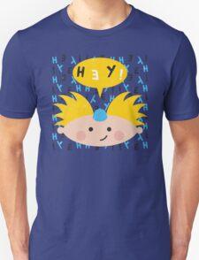 Hey! Arnold Unisex T-Shirt