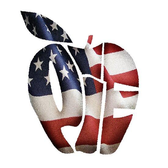 American as Apple Pie by LTDesignStudio
