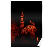 Lewis and Clark Caves Poster