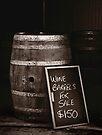 Barrels For Sale by Pene Stevens