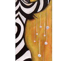 Striped Woman by Roy Guzman