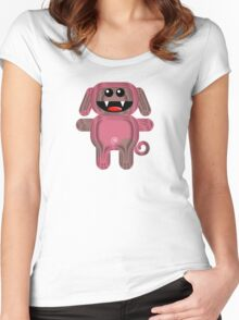 DOG 3 Women's Fitted Scoop T-Shirt