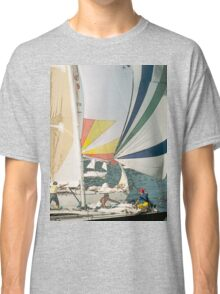 Racing yachts Classic T-Shirt