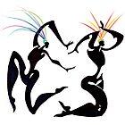 Free Dancers 2 by Roy Guzman