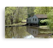 Peace in New Jersey  Canvas Print