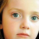 Eyes tell it All  by Harry Blum