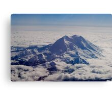 Morning Over the Mountain Canvas Print