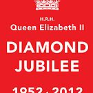 Diamond Jubilee Poster by destinysagent