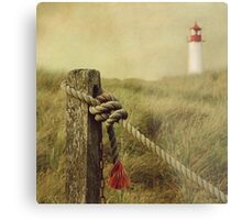 to the lighthouse Metal Print