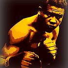 JOE LOUIS. by Terry Collett