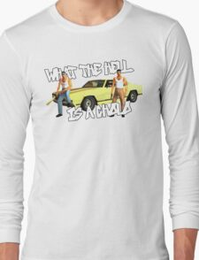 Grand Theft Cholo Long Sleeve T-Shirt