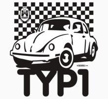 "VW Beetle ""Typ1"" by Robin Lund"