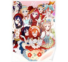Love Live - Fairytale Poster