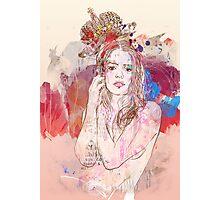 Queen 2 Photographic Print