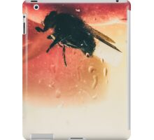 dead fly in a pickle jar iPad Case/Skin