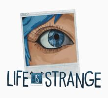 Life Is Strange - Chloe Price Eye One Piece - Short Sleeve