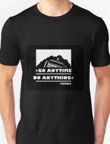 Jeep Tardis T-Shirt