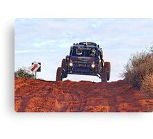 Car 41- Finke 2011 Day 1 Canvas Print
