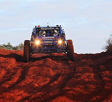 Car 41 - Finke 2011 Day 1 by Centralian Images