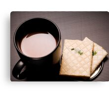 Afternoon snacks Canvas Print