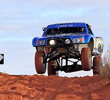 Car 418 - Finke 2011 Day 1 by Centralian Images