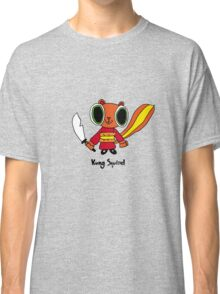 kung squirrel Classic T-Shirt