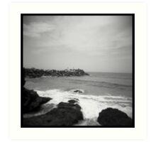 Coast #08 Art Print