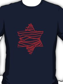 big red star T-Shirt