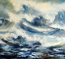 Boiling Seas by Sue Nichol