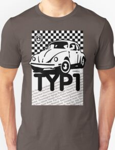"VW Beetle ""Typ1"" T-Shirt"