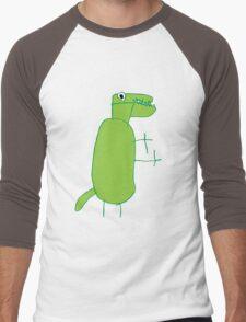 tee rex 2.0 Men's Baseball ¾ T-Shirt