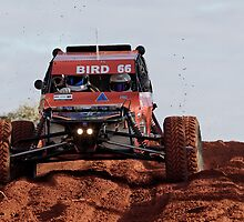 Car 66 - Finke 2011 Day 1 by Centralian Images