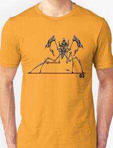 Killborg 03: Lady Widow T-Shirt