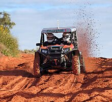 Car 755 - Finke 2011 Day 1 by Centralian Images
