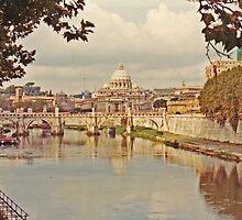 Uno Scuardo Sul Vaticano by TonyCrehan