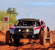 Car 401 - Finke 2011 Day 1 by Centralian Images