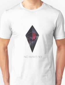 No mans sky double exposure Unisex T-Shirt
