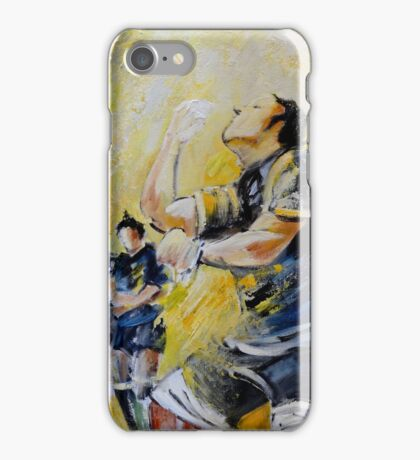 Maori Haka Again And Again iPhone Case/Skin