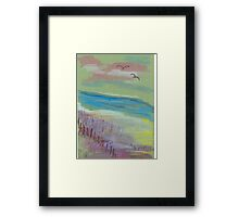 Ocean's View #2 Framed Print