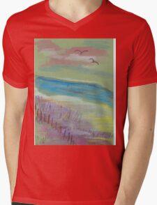 Ocean's View #2 Mens V-Neck T-Shirt