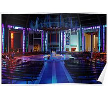 Metropolitan Cathedral of Christ the King Poster