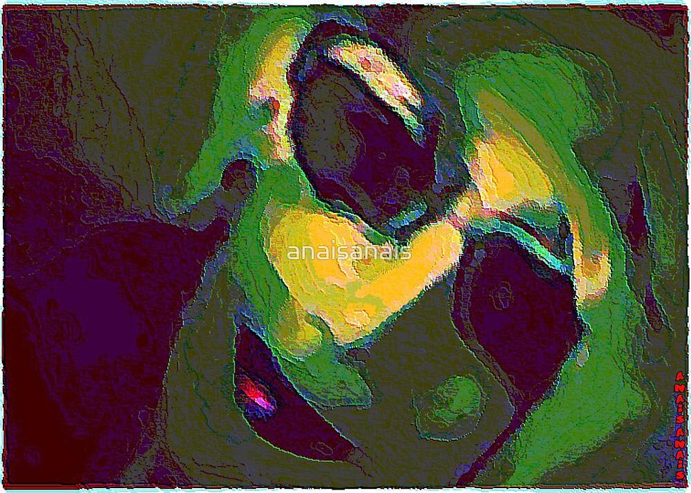 Un orange sur la table, ta robe sur le tapis .Toi dans mon lit. Doux présent du présent . Fraîcheur de la nuit Chaleur de ma vie...   by anaisanais