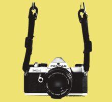 Vintage 35mm SLR Camera Pentax MX  Kids Clothes