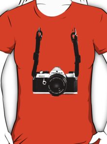Vintage 35mm SLR Camera Pentax MX  T-Shirt