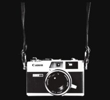 Vintage 35mm Rangefinder Camera Canon Canonet QL17 GIII Kids Clothes