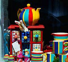 Whimsical Display ~ Charmouth  by Susie Peek