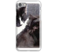 Snuggling Kittens iPhone Case/Skin