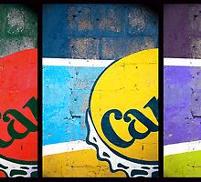 Carib Beer Art by Alanqpr