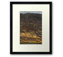 The Kirk by the Hill (2) Framed Print