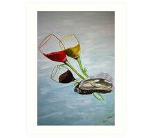 A Taste of France - Series 1 Art Print